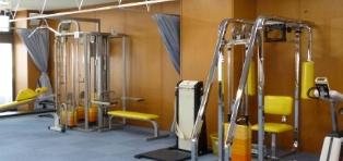 トレーニング室